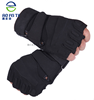 china supplier OEM Service leather black Cycling Wear /cycling gloves for unisex
