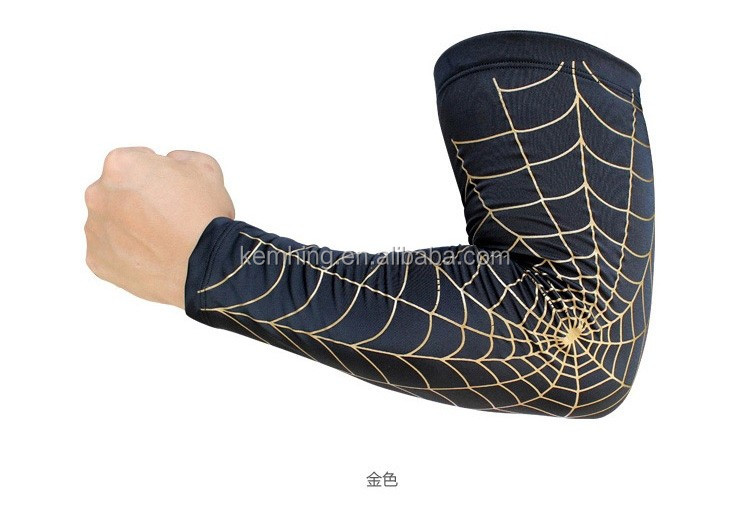 Sports Elbow Brace sleeves arm custom wholesale arm sleeves