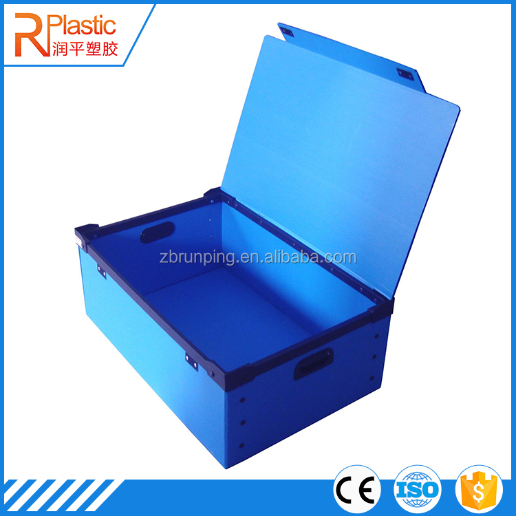 corrugated PP Apple fruit plastic storage packaging box