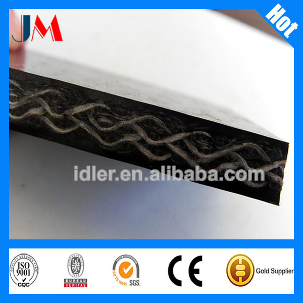 Rubber EP NN Conveyor Belt, Multi ply Belts, Mould Edge Conveyor Belt