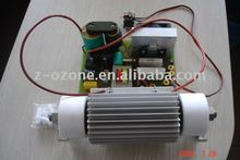 20g/h ozone generator used for water treatment, 20g/h ozone tube