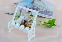 Wholesale Photo Frame Of Plastic Chair Shaped Decro Photo Frame