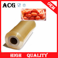 best fresh casting plastic PVC heat shrink film for wrapping food