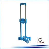 Factory Supply Aluminum Luggage Telescopic Trolley