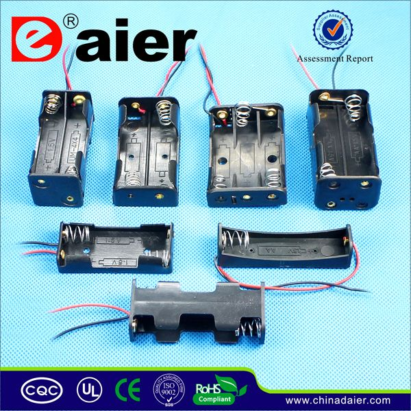 Daier cr3032 battery holder/ clip/ contacts