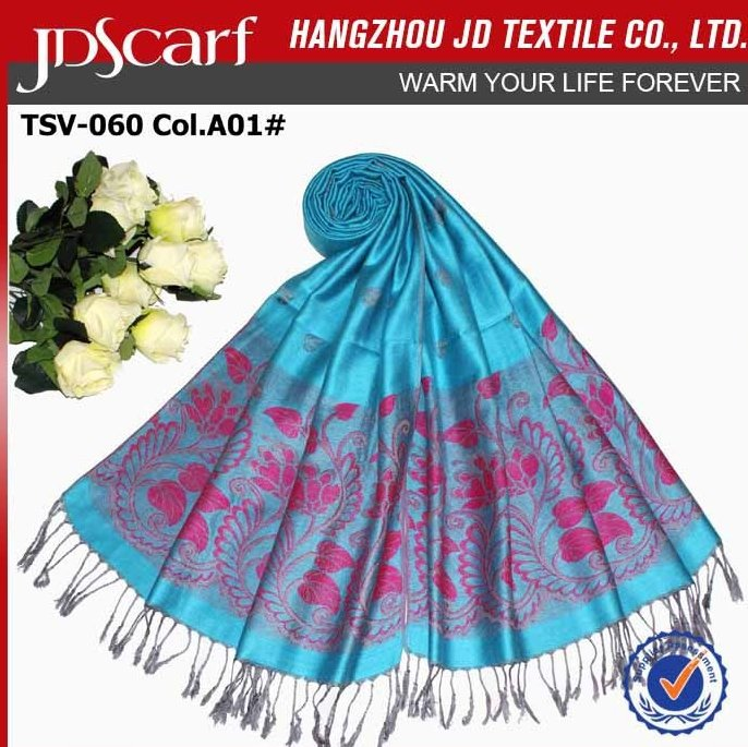 Hijab fashion plain colors arabic muslin scarf for woman