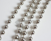metallic beads chain curtain for Christmas decorative