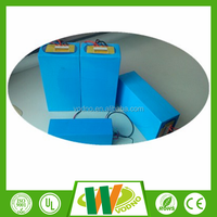 Factory direct lithium ion battery lifepo4 48v 10ah battery with plastic packing