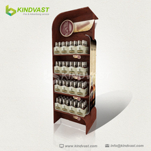 Royal quality pure beer display for market promotion cold alcohol drinks
