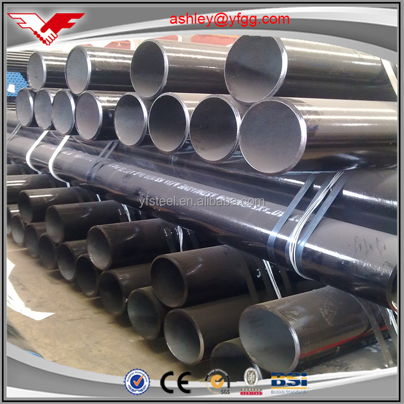 YOUFA Ashley Tianjin manufacturer building materials for greenhouse frame carbon steel pipe
