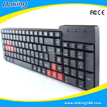 Hot sell customzied OEM gaming keyboard