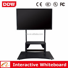 China portable interactive whiteboard with good prices OPS PC Android Dual OS