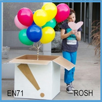 Sales Promotion large helium balloons,machine to inflate balloons