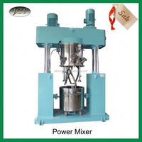 2015 Most Commonly Used Liquid And Dry High Speed Mixer Machine For epoxy steel ab glue