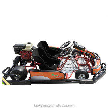 New Hot wholesale 2seats 200cc racing go kart (TKG200-R2)