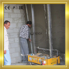 Ready Mix Rendering Machine For Houses Plaster Thickness 4mm-30mm