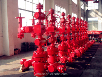 API stainless steel multi-bowl Wellhead ASSEMBLY