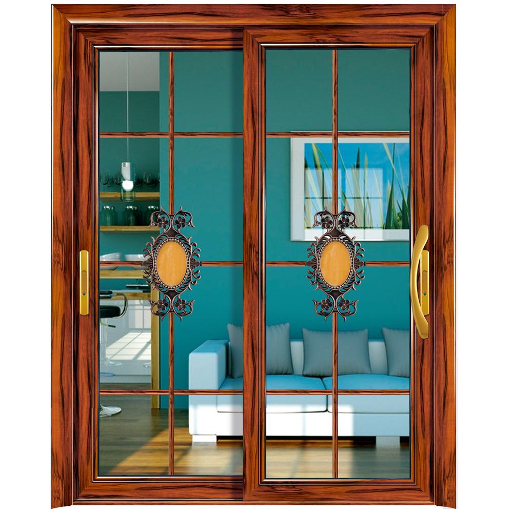 Hs Jy8036 Sliding Door Interior Half Doors For Living Room Klang