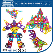 2017 40 pcs New ABS magnetic building blocks for kids
