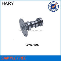 Motorcycle engine parts for GY6 motorcycle camshaft