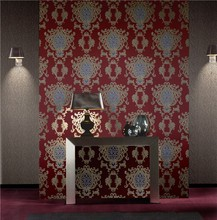 high quality Custom 3d wallpaper for home decoration