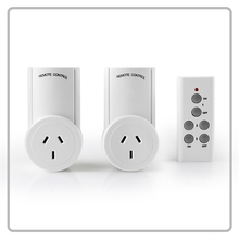 Australian home automation system hole power plug