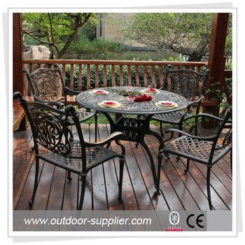 used tables and chairs patio aluminum furniture
