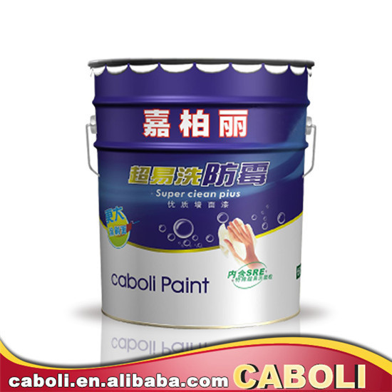 Caboli building finishing materials hydrophobic paint water based emulsion paint
