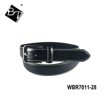 BT High Quality Fashion Decorated Ladies Genuine Leather Belt For Women