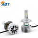 Canbus no error Fan bulit-in LED H4 led motorcycle headlight