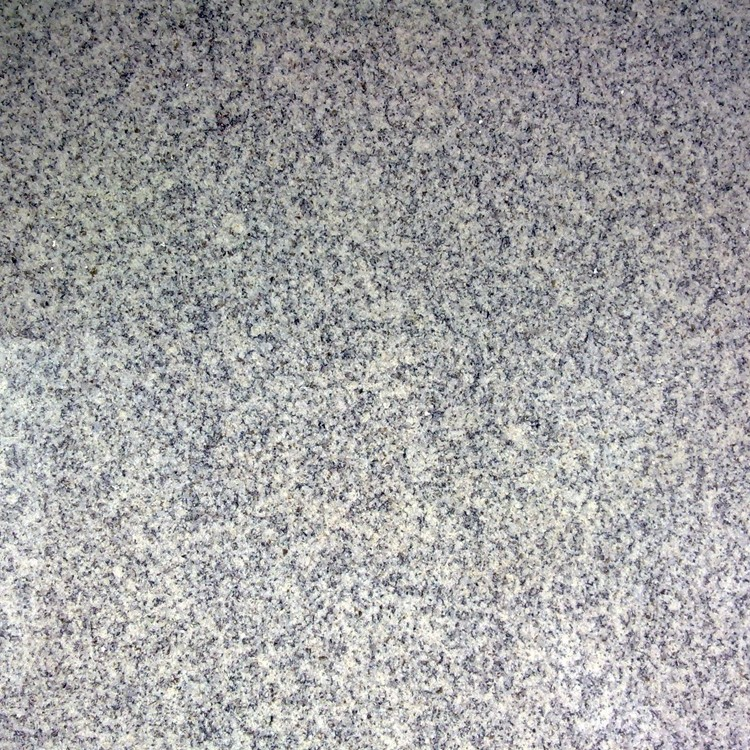 Flamed Chinese G633 white granite with black spot price