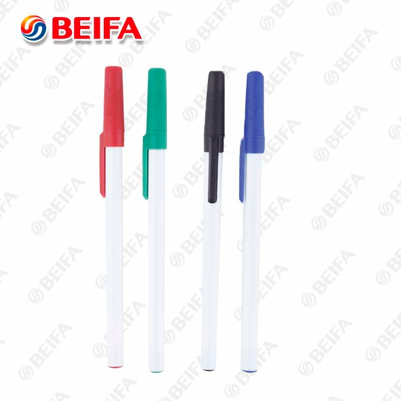 China Product Beifa Brilliant Color cheap ball pen,smooth writing cheapest Ball Pen