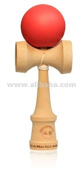 Kendama - Jumbo - Rubber Finish