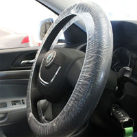 dustproof car steering wheer cover