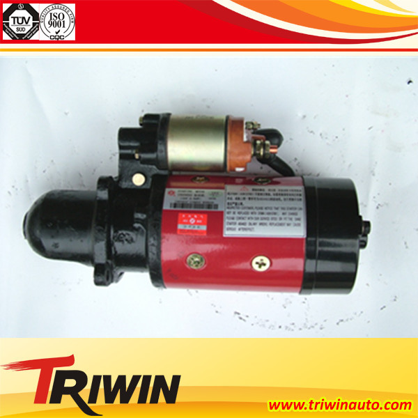 4BT electric starter 4944701 3708Q01-010 truck diesel engine parts motor starting price chinese manufacture