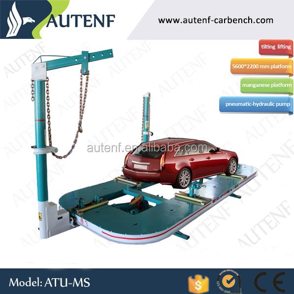 used auto frame machine