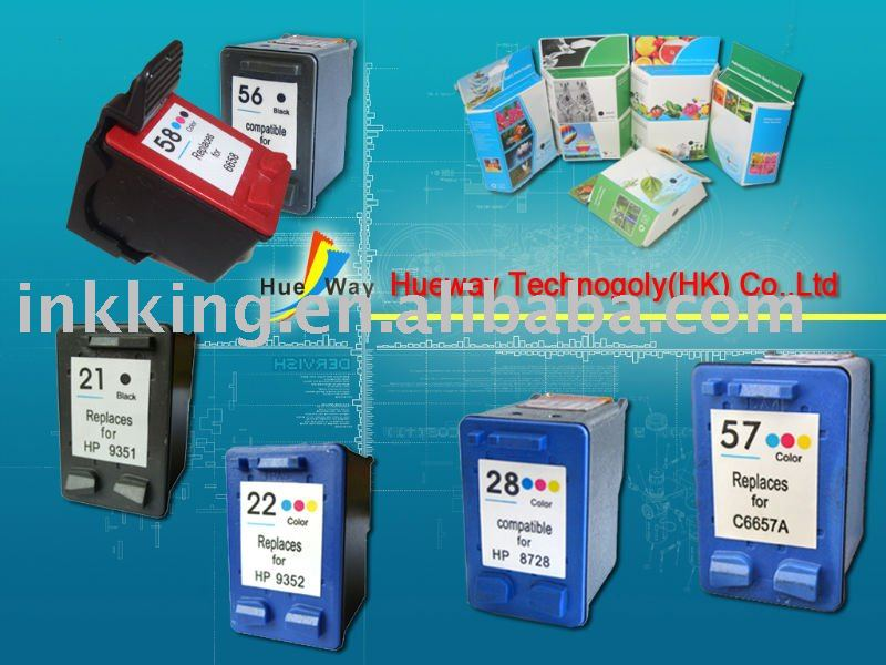 Excellent Quality Compatible HP Ink Cartridge