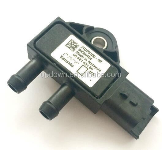 exhaust DPF DIFFERENTIAL PRESSURE SENSOR for FIAT 9662143180