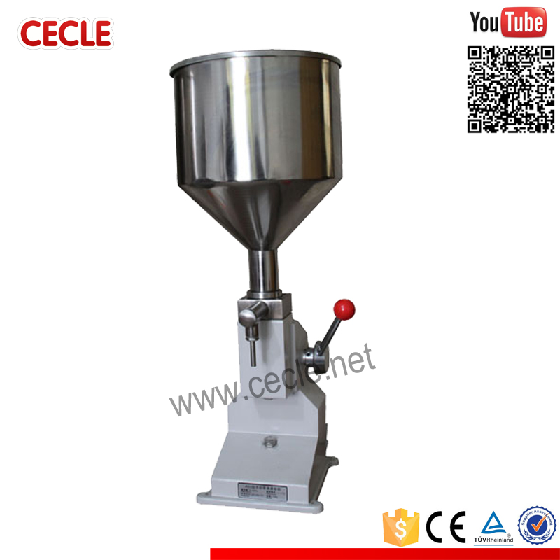 Wenzhou sunflower and soybean oil filling machine/tomato paste automatic bottle filling machine