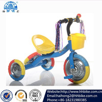 2016 best-selling cheap baby tricycle/children tricycles made in China