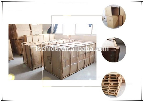 American style storage box/leather durable furniture L803