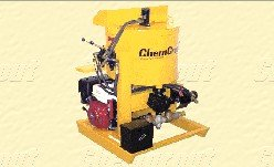 CG550/B/GHES Bentonite Well Grouter Series air powered grout machine