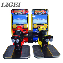 New products driving simulator 3d Video TT Motorcycle Machine Racing Arcade Game for adults