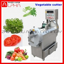 Multifunctional chinese vegetable cutter vegetable slicer machine with video