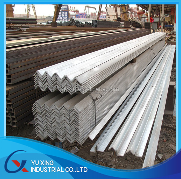 Dimensions:20*20mm-200*200mm galvanized angle iron