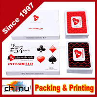 Double Set Double Deck Playing Cards (430205)