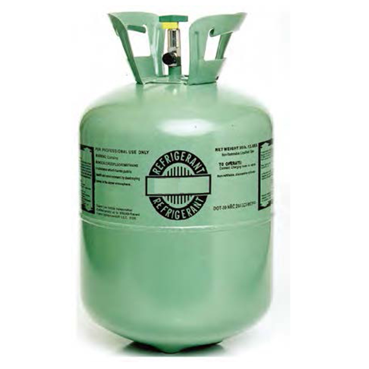 Good price hfc Cool gas can R134a refrigerant 13.6kg, r134a refrigerant gas
