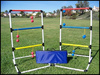 Ladder Toss Complete Game Set,Fold-N-Go-Ladder golf toss