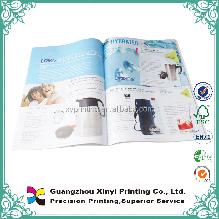 New Product High Quality Cheap Printing Inches Magazine Online