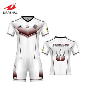 wholesale youth football uniforms football shirts thailand soccer jersey